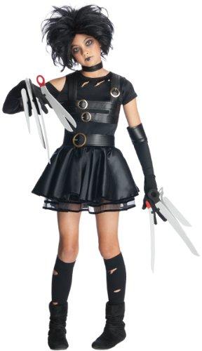 Miss Scissorhands Tween Costumes (Miss Scissorhands Tween Costume - Medium)