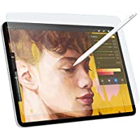 "MoKo Screen Protector Paper-Like Compatible iPad Pro 11"" 2018, Anti-Glare Feature Makes Writing Same Like on Paper Support Face ID for iPad Pro 11 inch 2018 Tablet - Clear"