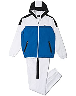 Men's SPORT Color Block Tennis Tracksuit wh9161-51-6kj