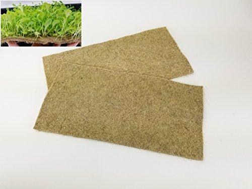 Puregrown Hemp 750 Pads For Growing Microgreens   Omri Listed Organic  50