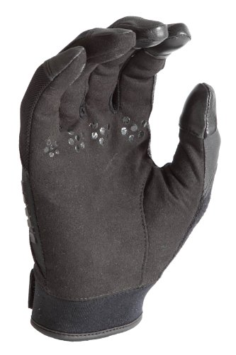 HWI Gear Cut-Resistant Touchscreen Gloves, Large, Black
