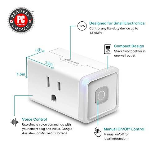Kasa Smart Plug By Tp