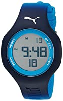 PUMA Unisex Drop Digital Display Analog ...