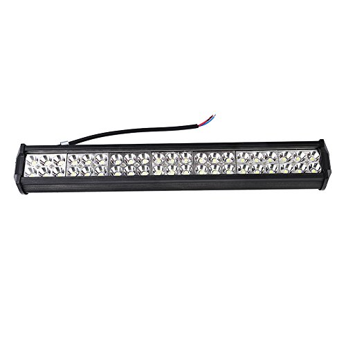 Auto Light Bar, 126W Vehicle Spot Led, Off-road Work Light, Round Driving Lamp Waterproof for SUV Truck UTE Boat (8 PCS) by Coolkun (Image #2)