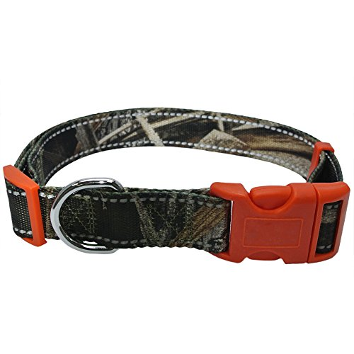 Pets First Realtree Camouflage Hunting Dog Collar, Medium