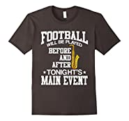 Funny Marching Band Shirt for a Saxophone Player