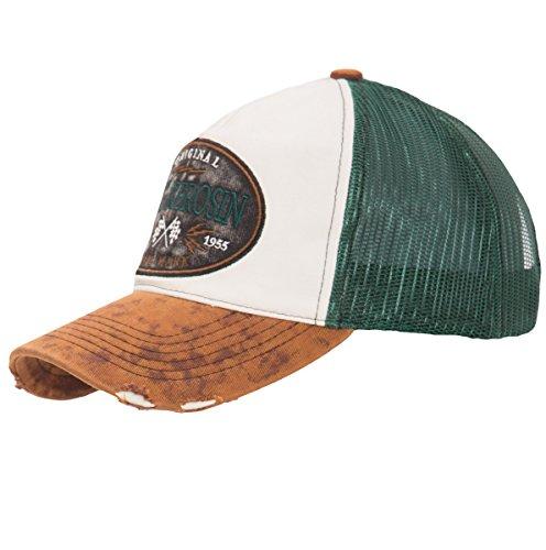 Verde béisbol hombre para de King Gorra Kerosin Cxznq1