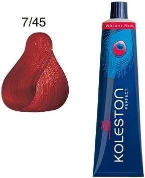 Wella – Koleston 7/45 Vibrant Reds: Amazon.es: Salud y ...