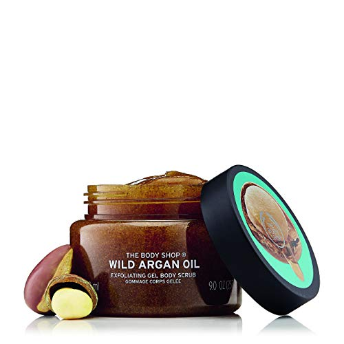 The Body Shop Körper Scrub Wild Argan Oil