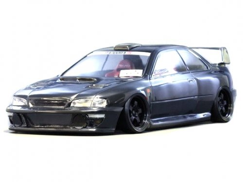 Pandora RC #PD/PAB-137 Subaru Impreza  Body Shell