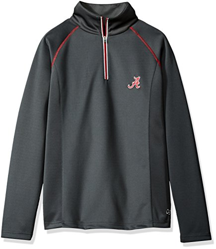 Crable NCAA 1/4 Zip Tech Interlock Pullover