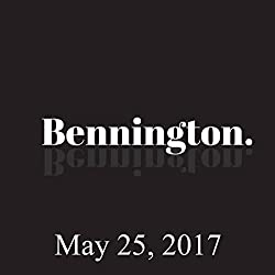Bennington, Hasan Minaj and Logan Heftel, May 25, 2017
