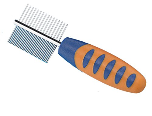 Comfort Line Double Sided Comb For Rabbits - Nobby