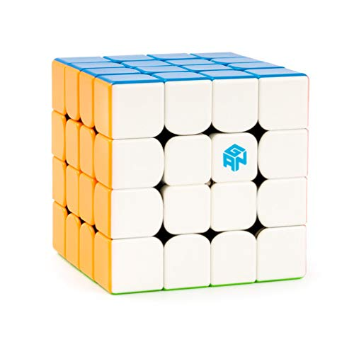 Magic Cube,Speed Cube Fast Smooth Ultra Durable and Flexible Easy Turning for Brain Teasers Toys for Kids & Adults Professional 4X4x4