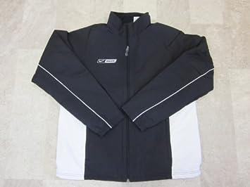 Nike winterjacke winterjacke schwarz grau
