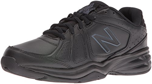 New Balance Men's mx409v3 Casual Comfort Training Shoe, Black, 13 W US