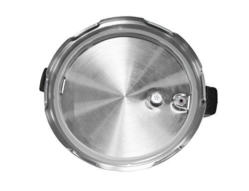 Elite Platinum EPC-1013 Maxi-Matic 10 Quart Electric Pressure Cooker, Black (Stainless Steel)