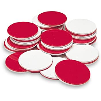 Learning Resources Two-Color Counters - Red/ White