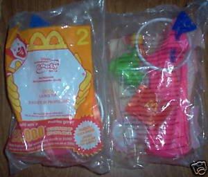 Qiyun McDonalds 2000 An Extremely Goofy Movie 2 Sylvia NIP