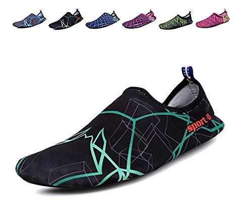 CIOR Women Quick-Dry Water Sports Kid's Aqua Swimming Shoes Socks for Men – DiZiSports Store