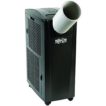 Tripp Lite SRCOOL12K 12K BTU (3.5 kW) Portable Cooling Unit Air Conditioner, Stand Alone Spot Air Cooler, 120V 5-15P Plug