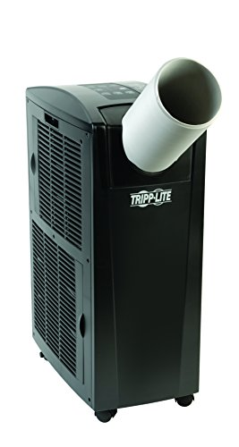Tripp Lite SRCOOL12K 12K BTU (3.5 kW) Portable Cooling Unit Air Conditioner, Stand Alone Spot Air Cooler, 120V 5-15P Plug by Tripp Lite