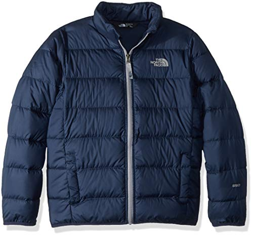 The Mid Face North Blue Boys Andes Grey Cosmic Medium Jacket 5w1Rrwx0q