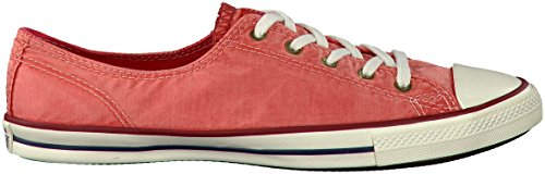 Converse Zapatillas Fancy Wash Rojo