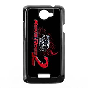 Fist Of The North Star HTC One X Cell Phone Case Black NRI5042627