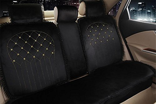 Breathable Fit Universal Car seat covers 5 seats to stop by YAOHAOHAO (Image #1)
