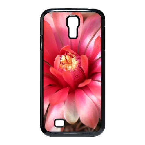 Samsung Galaxy S4 Case diseño de flores de Cactus resistente ...