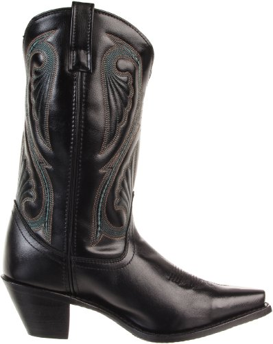Laredo Dames Canyon Boot Zwart Nappa