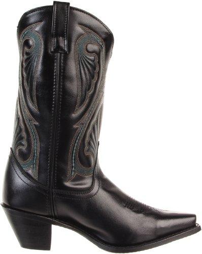 Laredo Womens Canyon Boot Nero Nappa