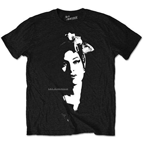 Amy Winehouse Back To Black Frank offiziell Männer T-Shirt Herren