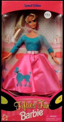 Barbie 1996 Fifties Fun Doll, Baby & Kids Zone