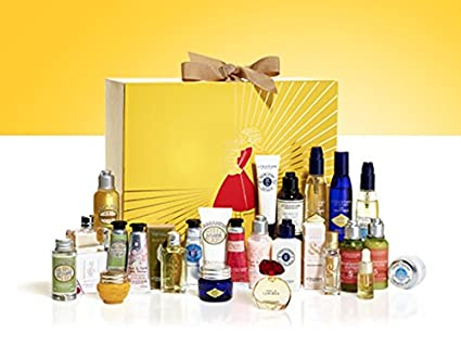 Calendario Avvento Occitane.L Occitane Luxury Beauty Calendario Dell Avvento 2017 Con