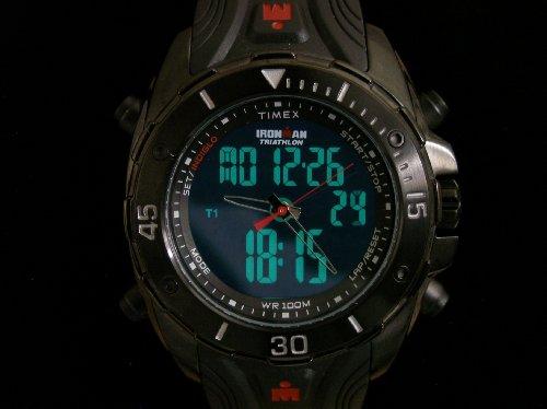 timex unisex ironman 42 lap dual tech watch t5k405su black timex unisex ironman 42 lap dual tech watch t5k405su black resin strap timex amazon co uk watches