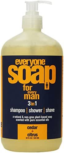 Body Washes & Gels: Everyone Soap for Every Man