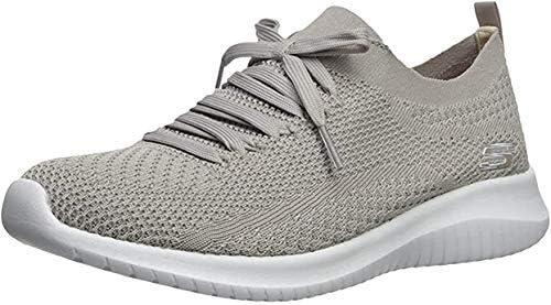 Ultra Flex Statements Sneaker Beige