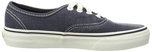 Sneaker Unisex Adulti Blu lavato Furgoni Gli Scuro Autentici Basso Blu OqXYtSw