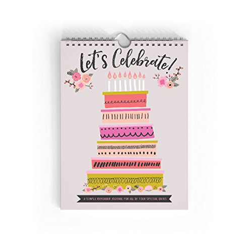 (Let's Celebrate! Birthday Journal)
