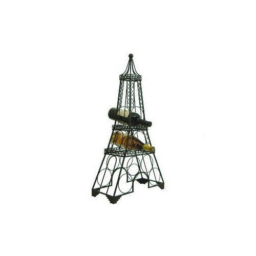 amazoncom eiffel tower wine storage rack wine bottle holder