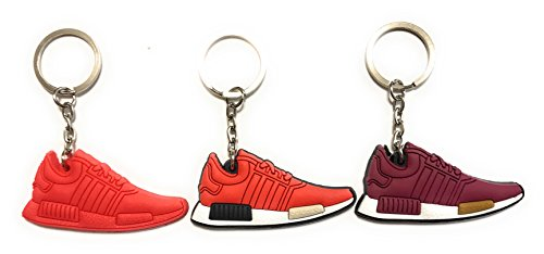 premium selection 1f9e3 84436 WeTheFounders Shoe Keychain NMD Sneakers 3 Pack