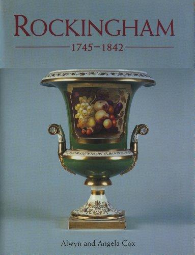 Rockingham 1745-1842, (Rockingham Porcelain)