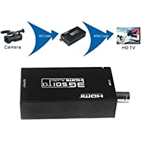 CHICHO HDV-S008 Mini SD-SDI HD-SDI 3G-SDI to HDMI Converter 2.97Gbit Camera to TV