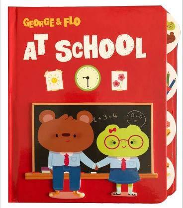 GEORGE & FLO AT SCHOOL - TAB BOOK
