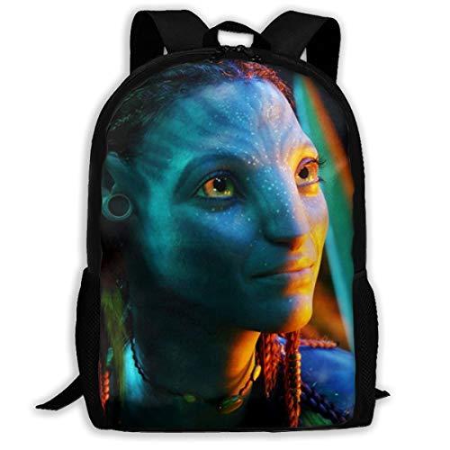 Ava-tar School Backpack Set School Bag Boys&Girls Bookbag Travel Daypack