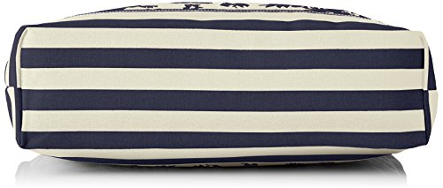 Navy Banana Lei Totes Women's Blue Moon Cabas PYpqaw4Y