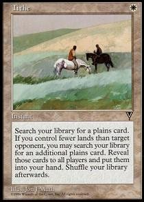 Magic: the Gathering - Tithe - Visions