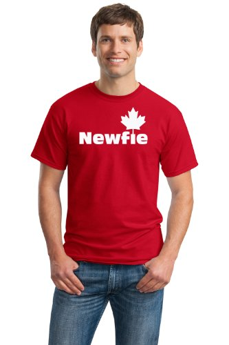 NEWFIE PRIDE Unisex T-shirt / Newfoundland and Labrador, St. John's